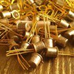 транзисторы с драгметаллами